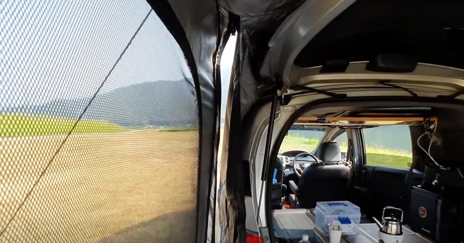 CARSULE(カースル )テントのデメリット